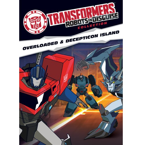 Transformers Robots in Disguise: Overloaded (DVD) - image 1 of 1