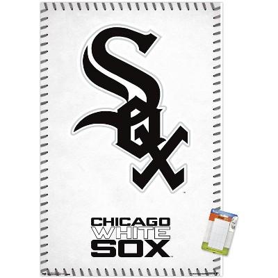 Trends International MLB Chicago White Sox - Logo 17 Unframed Wall Poster Prints
