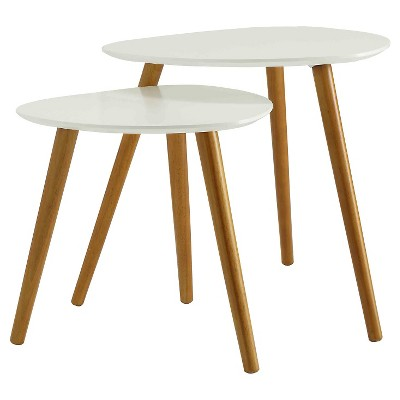 Oslo Nesting End Tables   Convenience Concepts