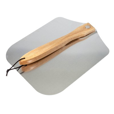 """Honey-Can-Do 12"""" Folding Pizza Peel With Handle Natural"""