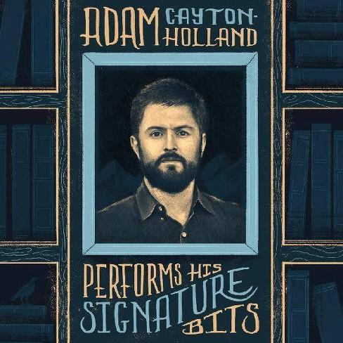 Cayton Holland Adam - Adam Cayton Holland Performs His Signature Bits (Vinyl) - image 1 of 1