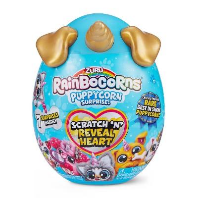 Rainbocorns Sparkle Heart - Puppycorn