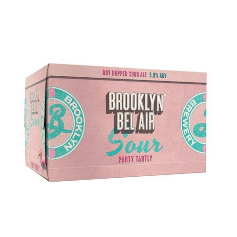 Brooklyn Bel Air Sour Beer - 6pk/12 fl oz Cans - image 1 of 3