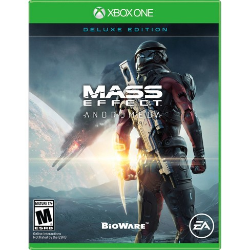Mass Effect: Andromeda Deluxe Edition Xbox One - image 1 of 21