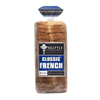 Seattle international Sliced French Bread - 20oz