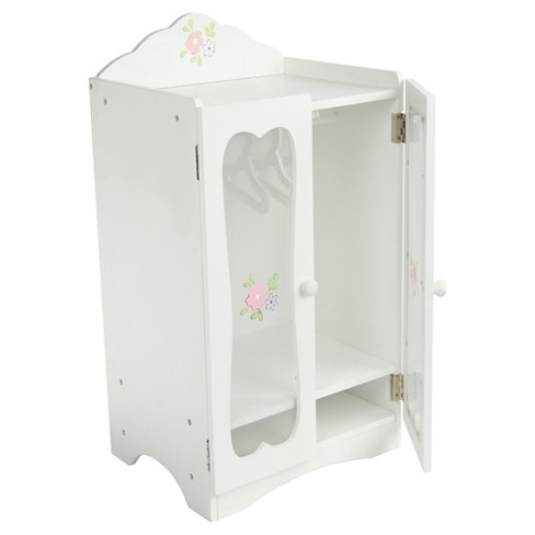"Olivia's Little World - Little Princess 18"" Doll Furniture - Classic Closet with Hangers - image 1 of 4"
