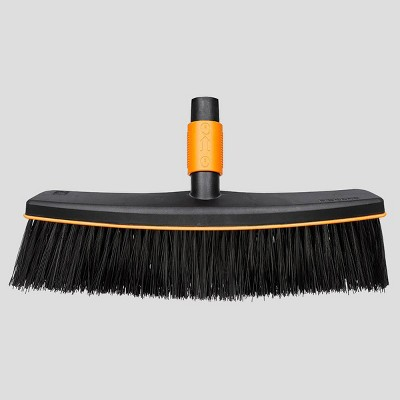 Fiskars QuikFit Outdoor Broom Head