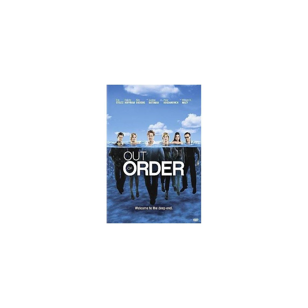 Out Of Order (Dvd), Movies