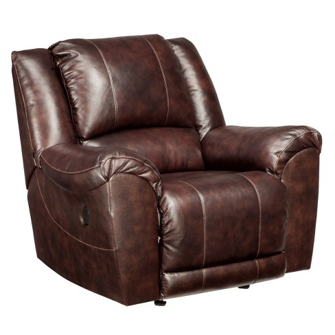 Yancy Power Rocker Recliner  - Signature Design by Ashley - image 1 of 2