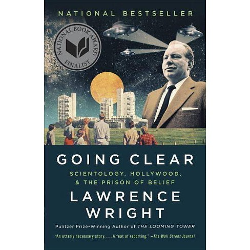 Going Clear - by  Lawrence Wright (Paperback) - image 1 of 1
