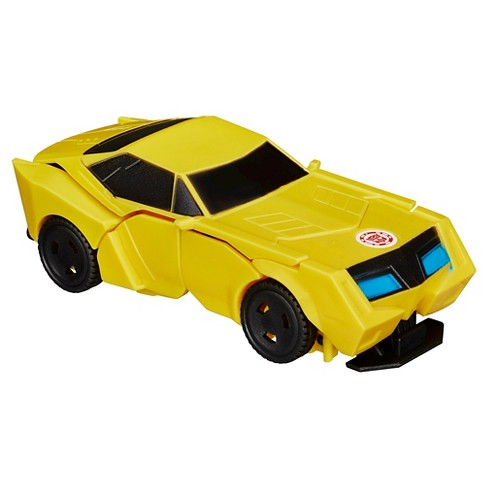 Transformers Robots in Disguise 1-Step Changers Bumblebee Figure - image 1 of 9