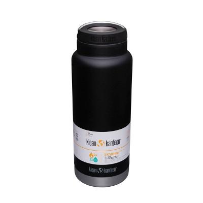 Klean Kanteen 32oz TKWide Drinkware with Loop Cap - Black