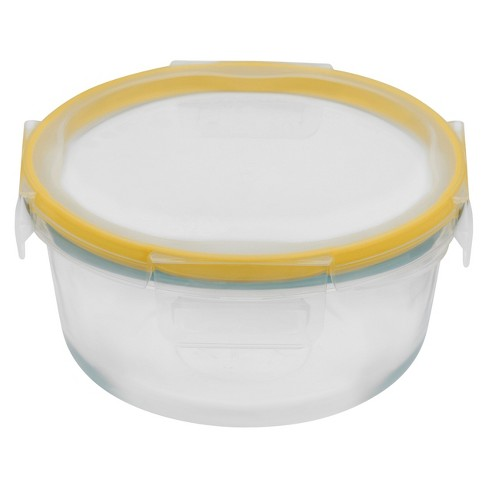 Snapware® Glass Medium Round Container - 4 Cup - image 1 of 1