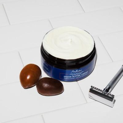 SheaMoisture Shave African Black Soap Shave Butter Crème - 6 oz