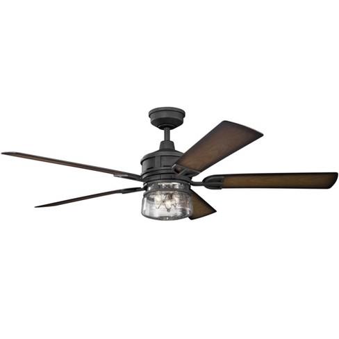 "Kichler 310140 Lyndon 60"" Indoor / Outdoor Ceiling Fan - image 1 of 4"