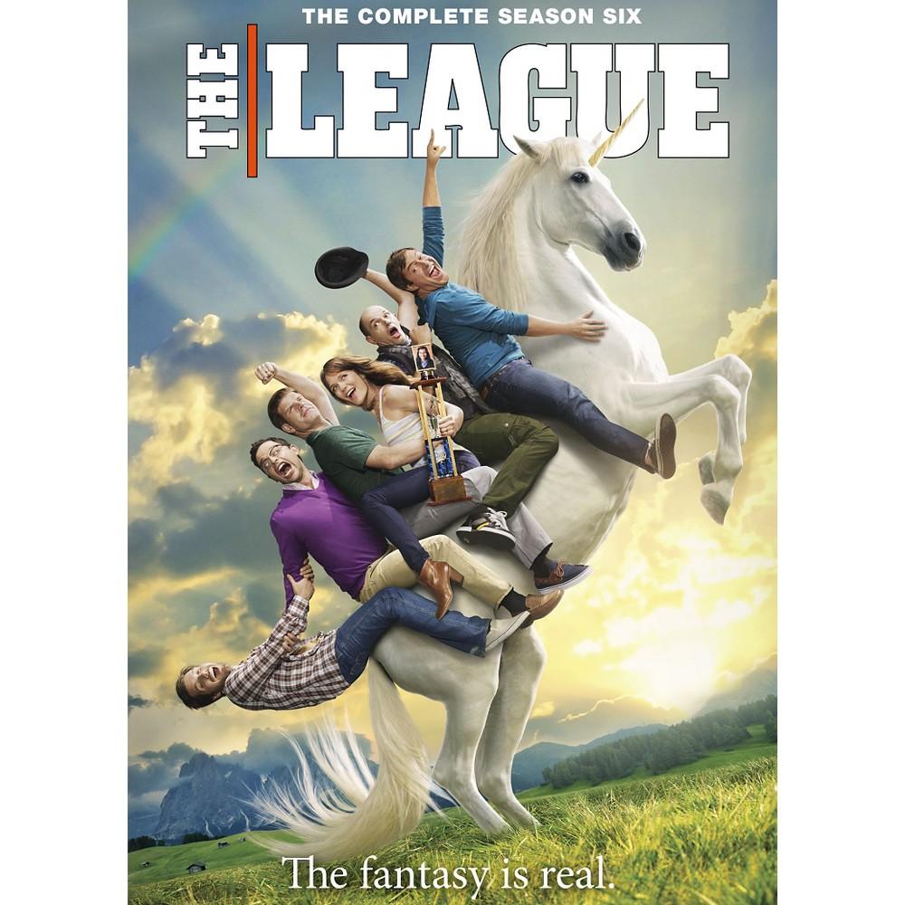 The League: Season 6 [2 Discs]