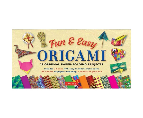 My First Origami Book | Shop Online at Toy Universe Australia | 488x588