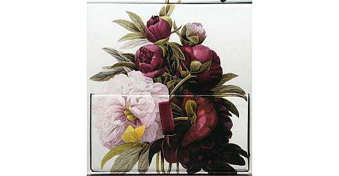 Redoute Peony (Stationery) (Peony Press (COR)) - image 1 of 1