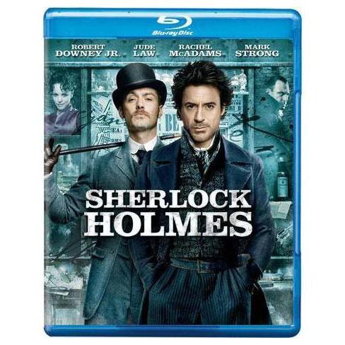 Sherlock Holmes (Blu-ray) - image 1 of 1