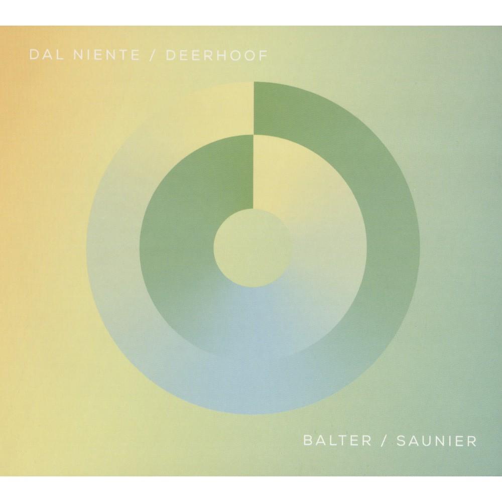 Ensemble Dal Niente - Balter/Saunier (CD)