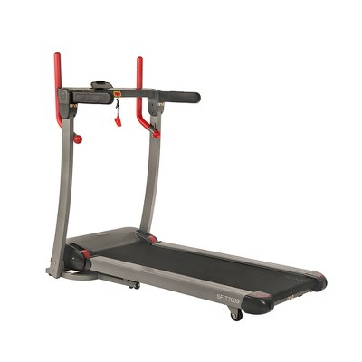 Sunny Health & Fitness Incline Treadmill with Bluetooth