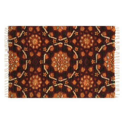 "Loloi Aria Accent Rug - Red (1'8""X3') - image 1 of 1"