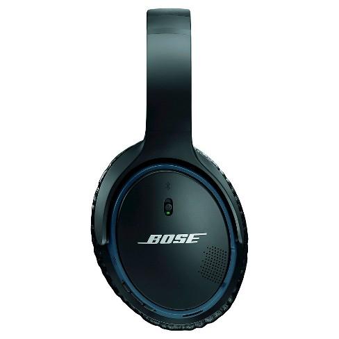93cbd4608df Bose® SoundLink® Around-Ear Wireless Headphone - Black : Target