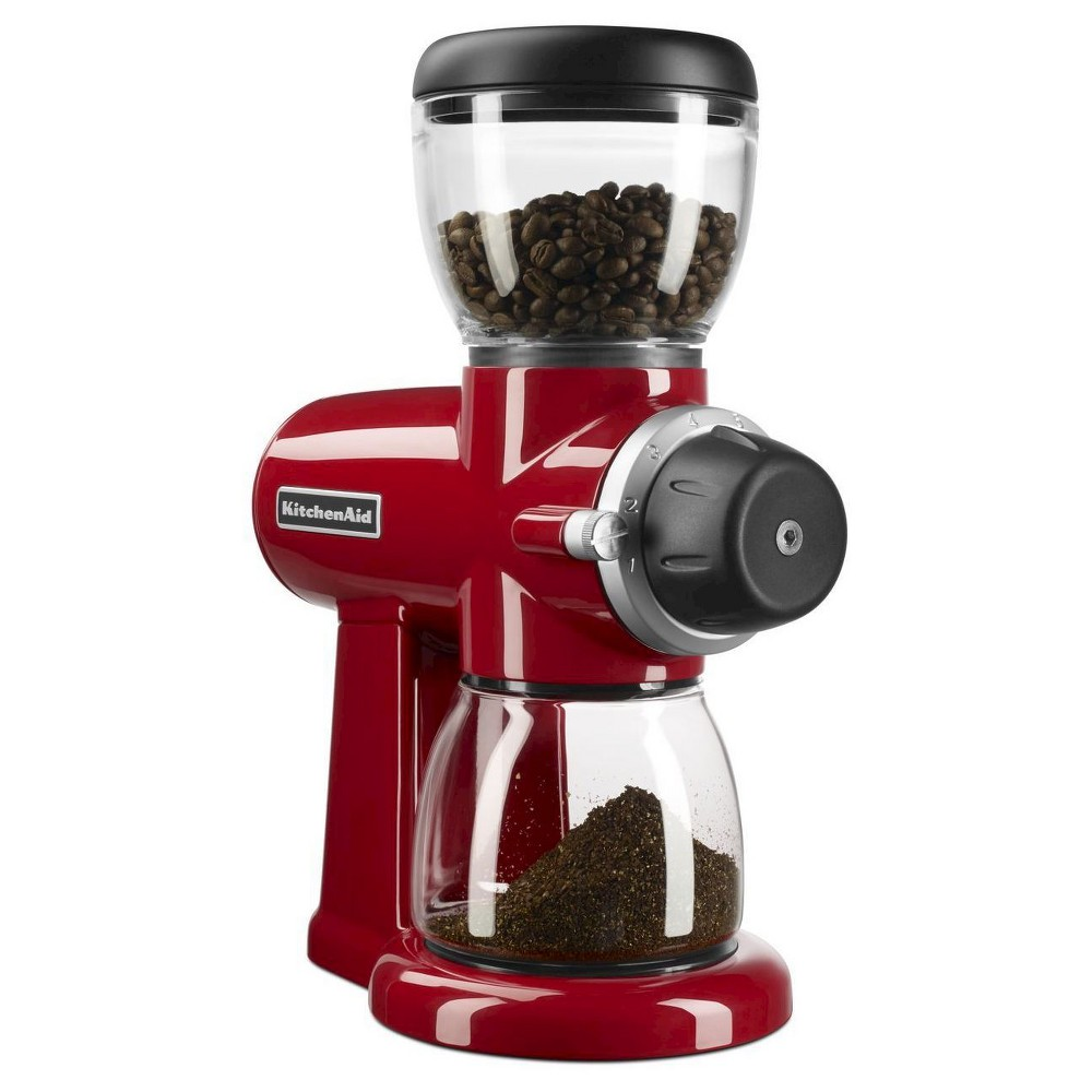 KitchenAid Burr Grinder - KCG0702 KitchenAid Burr Grinder - KCG0702 Color: Red. Gender: unisex.