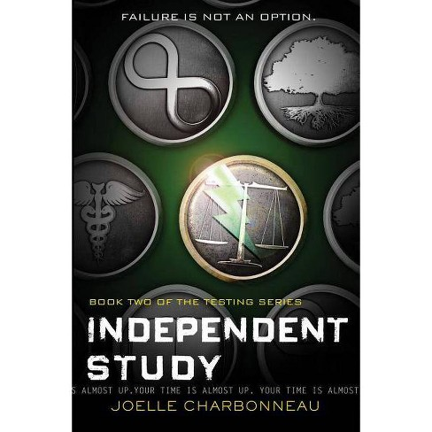 Independent Study - (Testing) by  Joelle Charbonneau (Hardcover) - image 1 of 1