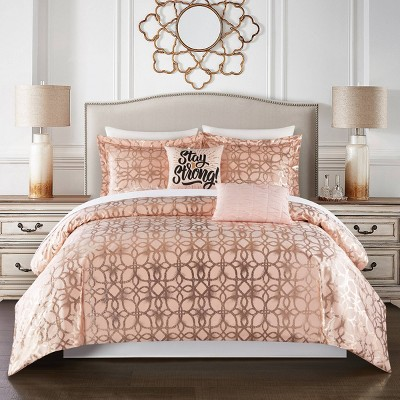 Shea Bed in a Bag Comforter Set - Chic Home Design
