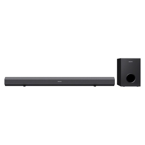 Sony Bluetooth Sound Bar with Subwoofer - Black (HTCT80) - image 1 of 1