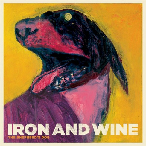 Iron & Wine - The Shepherd's Dog (CD) - image 1 of 10