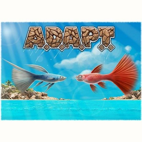 A.D.A.P.T. Board Game - image 1 of 1