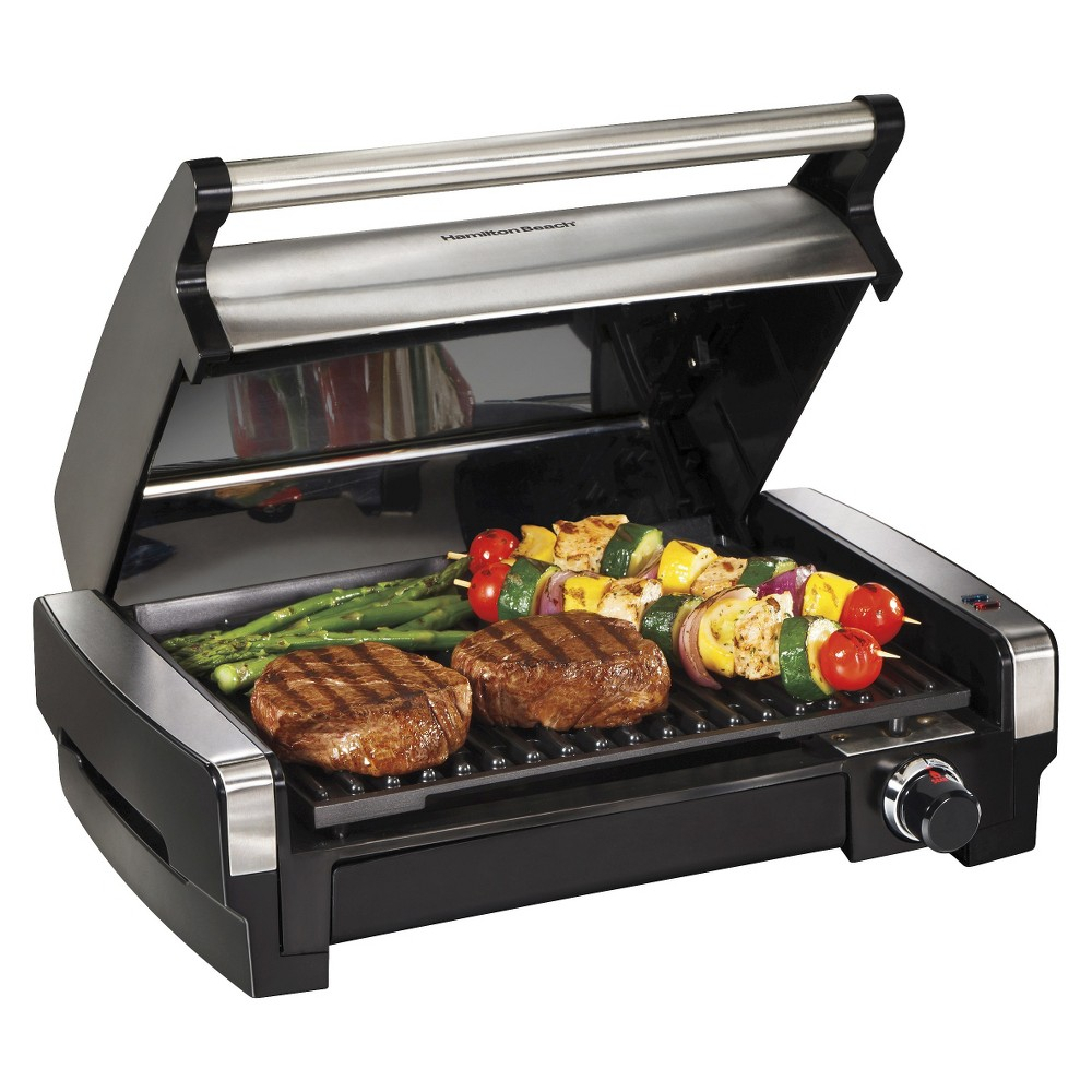 Image of Hamilton Beach Searing Grill- 25360