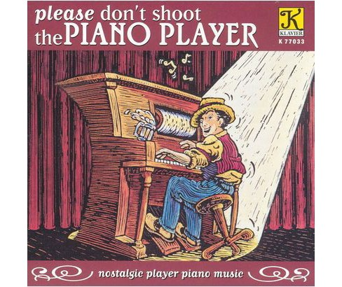 Various - Please don't shoot the piano player (CD) - image 1 of 2