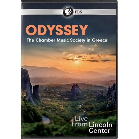 The Odyssey: Chamber Music Society in Greece (DVD) - image 1 of 1