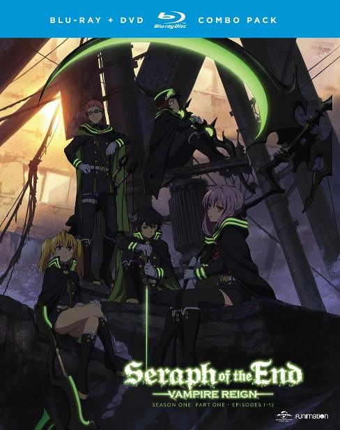 Seraph Of The End:Vampire Reign Ssn 1 (Blu-ray) - image 1 of 1
