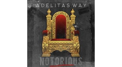 Adelitas Way - Notorious (CD) - image 1 of 1