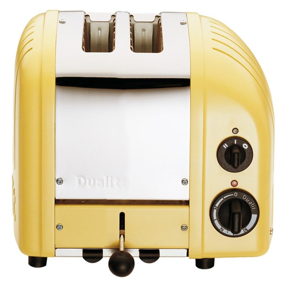 Dualit NewGen 2 Slice Toaster Canary Yellow - 20298
