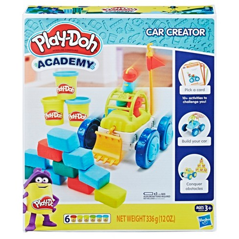 Play-Doh Academy Car Creator Kit - image 1 of 8