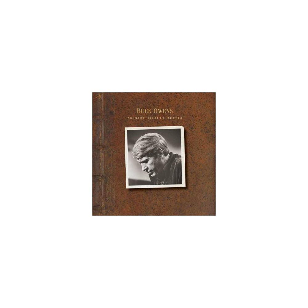 Buck Owens Country Singer S Prayer Cd