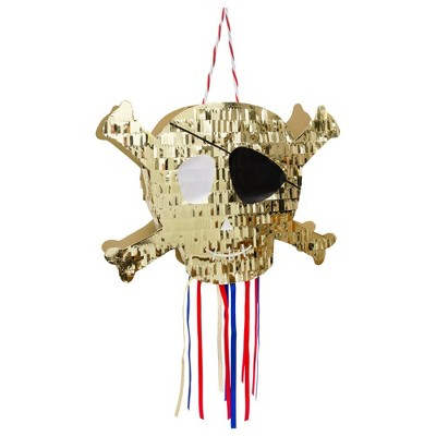 Meri Meri - Pirates Bounty Party Pinata - Party Decorations and Accessories - 1ct