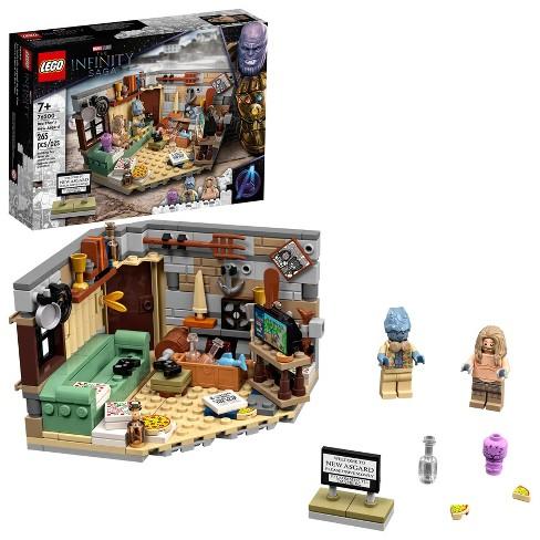 LEGO Marvel Bro Thor's New Asgard 76200 Building Kit - image 1 of 4