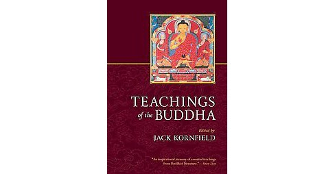 Teachings of the Buddha (Revised / Expanded) (Paperback) - image 1 of 1
