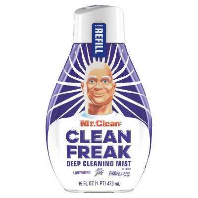Mr. Clean Clean Freak Multi-Surface Spray - Febreze Lavender Scent Refill - 1ct/16 fl oz