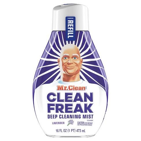 Mr. Clean Clean Freak Multi-Surface Spray - Febreze Lavender Scent Refill - 1ct/16 fl oz - image 1 of 4