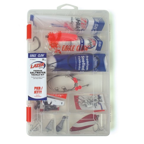 Eagle Claw Pier/Jetty Saltwater Tackle Kit - image 1 of 1
