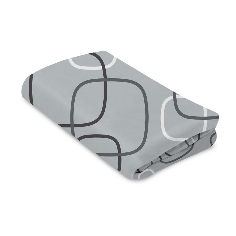 Image of 4moms Breeze Playard Bassinet Sheets - Silver