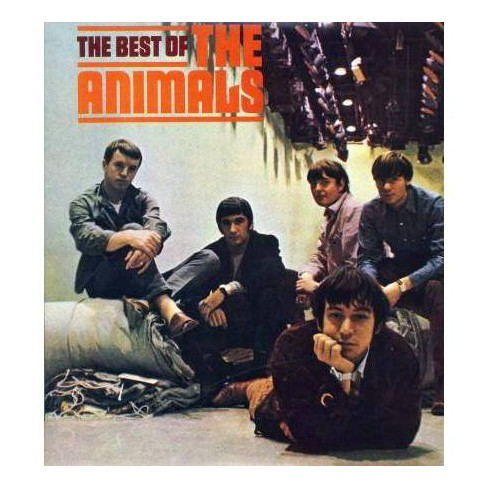Animals - Best Of The Animals (Vinyl) - image 1 of 1