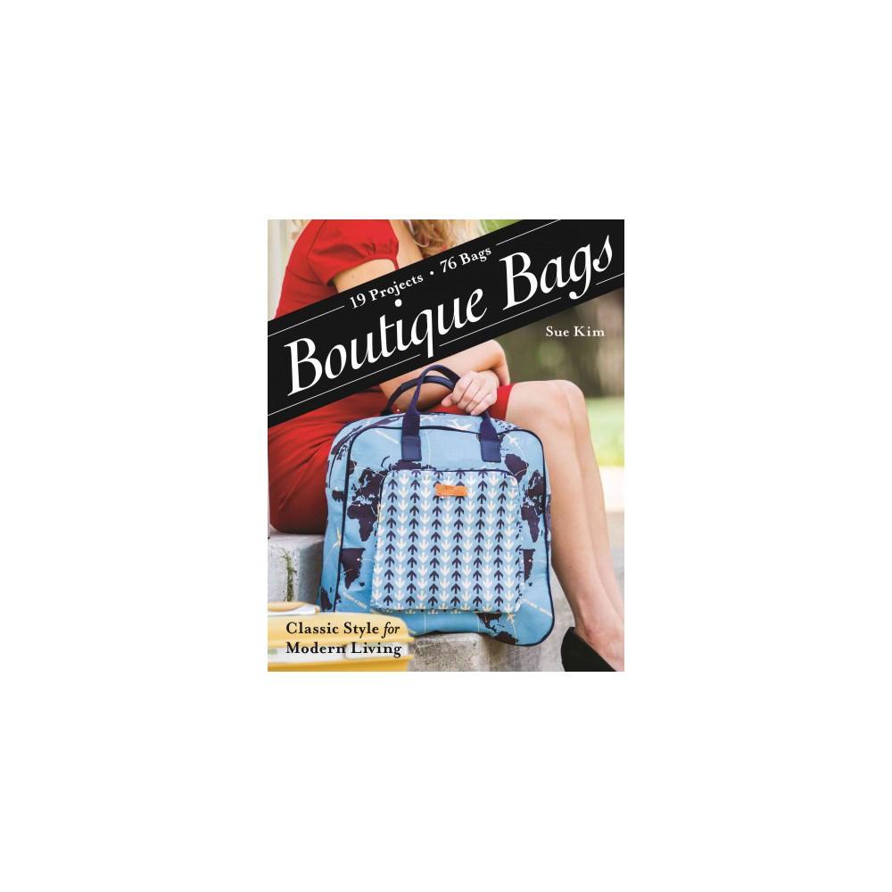 Boutique Bags (Paperback) Boutique Bags (Paperback)